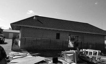 repairing the house